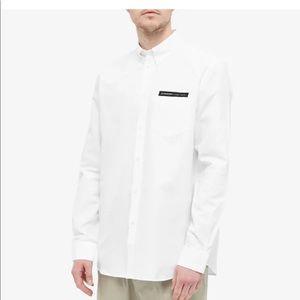 Men's Givenchy Tape Pocket Oxford Shirt